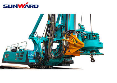 SUNWARD SWDM60 Drilling Depth 27m/20m Drilling Machinery And Equipment